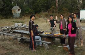 Chantiers en Australie avec Conservation Volunteers