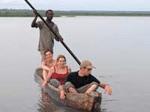 Recensement des oiseaux du lac Togbin au Bénin avec Cybelle Planète