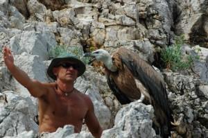Tour du monde d'une éco-volontaire : les voutours de Croatie (1/4)