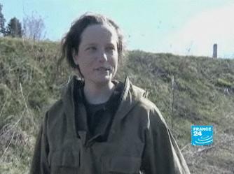 Laetitia Becker une jeune chercheuse au chevet des loups en Russie