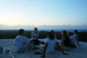 Tour du monde d'une écovolontaire : la maison aux iguanes au Honduras (7)