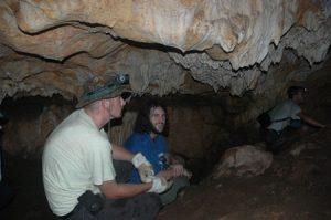 Ecovolontariat Honduras. Sortie dans une grotte