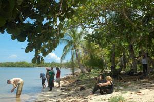 Tour du monde d'une écovolontaire : la maison aux iguanes au Honduras (14)