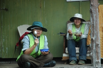Tour du monde d'une écovolontaire : en mission en Tasmanie