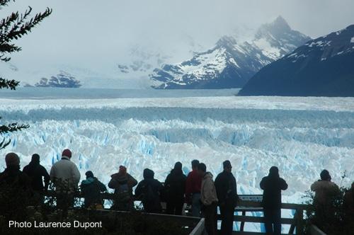 glacier patagonie Perito-Moreno