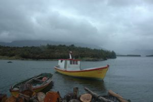 Puerto Eden Chili Alacalufe