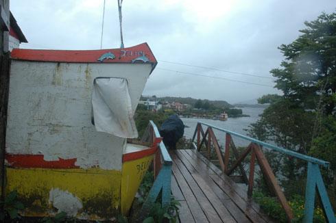 Puerto Eden alacalufe