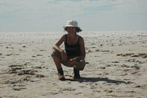 lac de sel australie