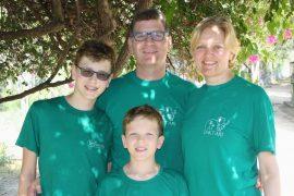 volontariat en famille