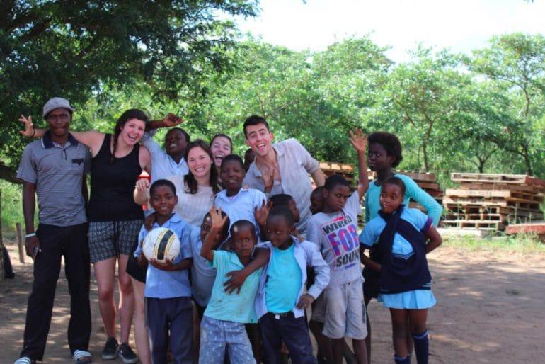 Mission afrique du sud