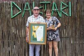 Kudu Award.