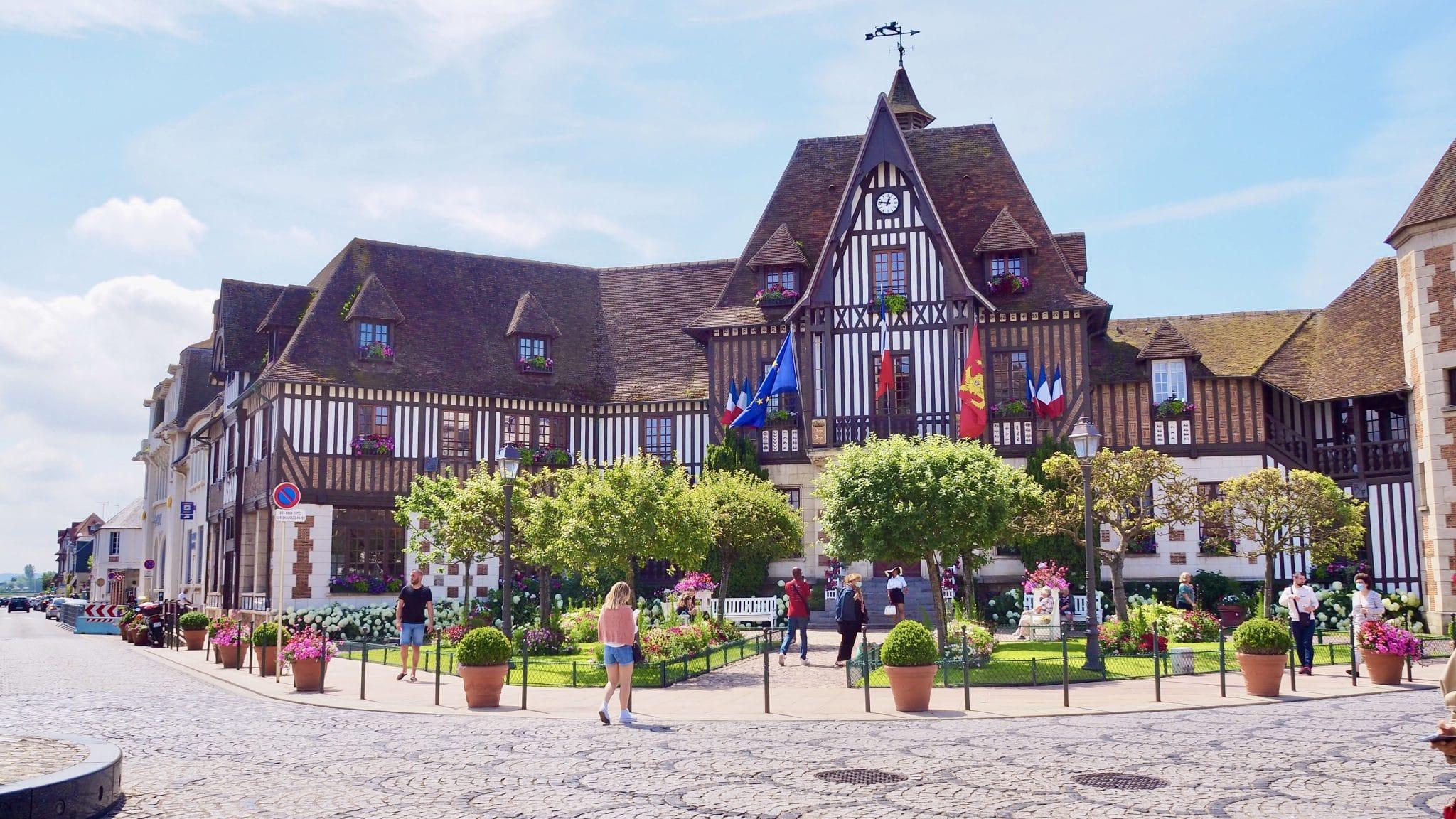 Centre ville Deauville